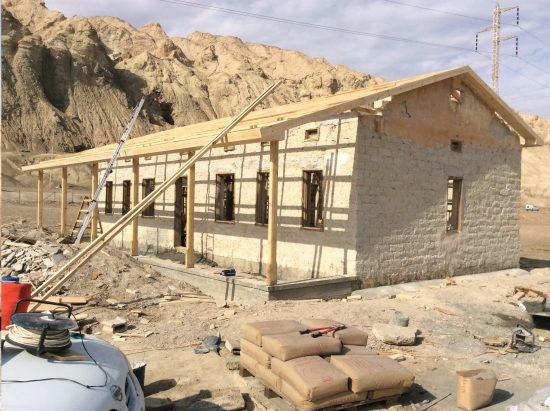 בית הבוץ בסדום. צילום: עפר יוגב